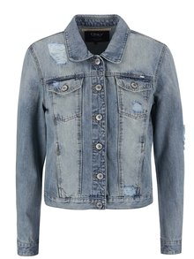 Světle modrá džínová bunda ONLY Chris