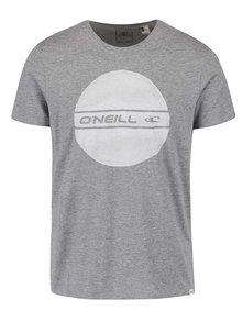 Sivé pánske tričko O'Neill Circle