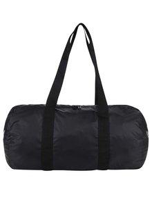 Čierna unisex cestovná taška Herschel Heritage Duffle 22 l