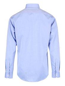Světle formální modrá pánská slim fit košile Seven Seas