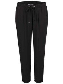 Pantaloni largi Dorothy Perkins de culoare neagră