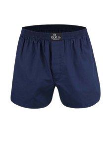 Boxeri bleumarin pentru barbati - El.Ka Underwear