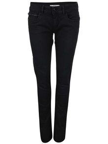 Čierne dámske slim fit rifle Pepe Jeans New Brooke