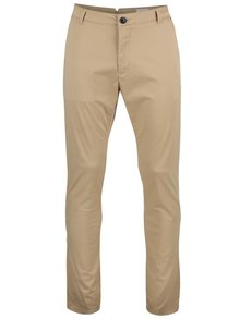 Béžové chino kalhoty Tailored & Originals Rainford