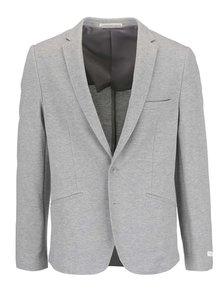Sivé sako Tailored & Originals Radwell