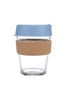Cană medie de călătorie KeepCup Brew Rock Salt Cork