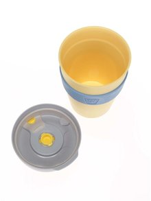 Cană mare de călătorie KeepCup Lemon Large