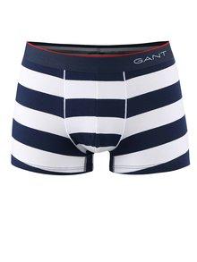 Modro-biele pruhované boxerky GANT