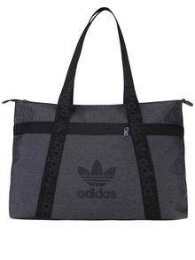Čierny shopper adidas Originals Running Shopping
