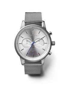 Unisex hodinky v stříbrné barvě TRIWA Havana Nevil