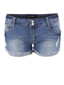 Pantaloni scurți Haily´s Mary albaștri din denim