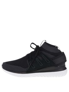 Čierne pánske tenisky adidas Originals Tubular Nova