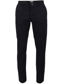 Pantaloni chino bleumarin ONLY & SONS Sharp