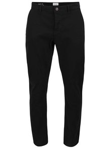 Pantaloni negri chino ONLY & SONS Sharp