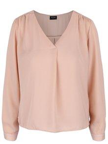 Bluză VILA Melli roz
