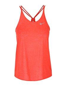 Top roșu subțire Nike Dri-Fit Cool