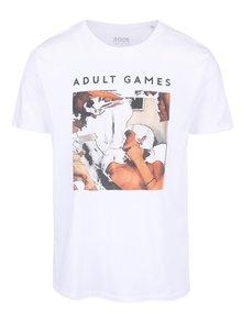 Bílé pánské triko ZOOT Originál Adult Games