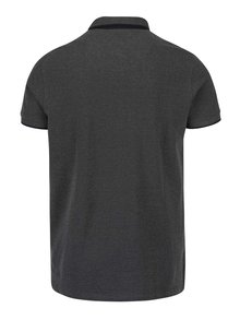 Tricou polo gri inchis - Jack & Jones Paulos