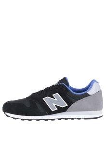 Pantofi sport gri cu negru New Balance 373 de bărbați