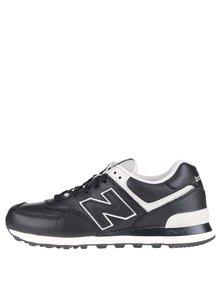Pantofi sport negru cu crem pentru bărbați - New Balance