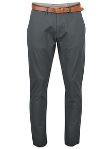 Pantaloni gri chino - Selected Homme Yard