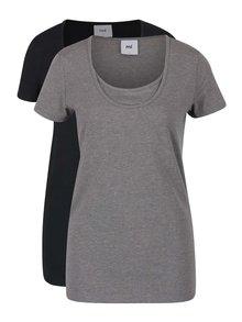Set de 2 tricouri Mama.licious Lea