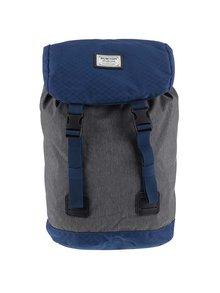 Modro-sivý melírovaný detský batoh Burton Tinder