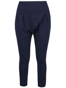 Tmavě modré volnější kalhoty Haily´s Rosy