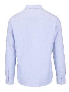 Camasa albastru deschis cu dungi - Selected Homme Collect