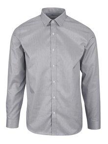 Sivá košeľa Selected Homme Pelle Santiago