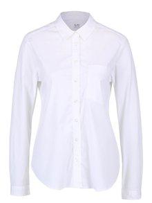 Biela dámska košeľa QS by s.Oliver
