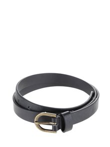 Čierny opasok Pieces Elegance