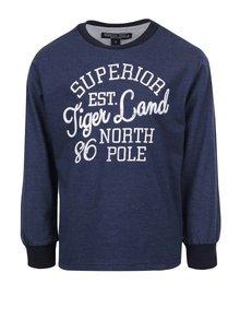 Bluză bleumarin North Pole Kids pentru băieți