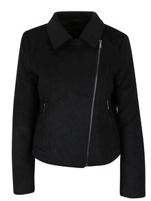 Jachetă neagră VILA