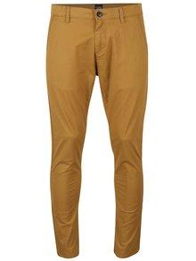 Světle hnědé chino kalhoty !Solid Joy Crisp