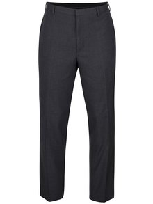 Pantaloni gri Burton Menswear London cu model discret