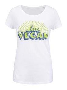 Biele dámske tričko ZOOT Original Las Vegan