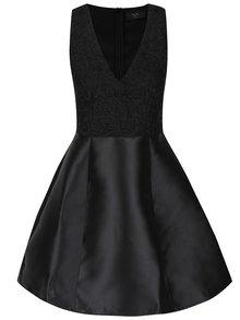 Rochie neagră AX Paris