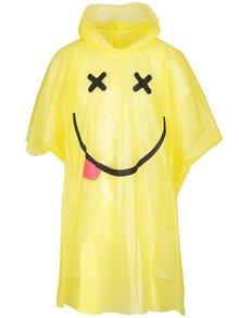 Pelerină de ploaie galbenă Gift Republic poncho