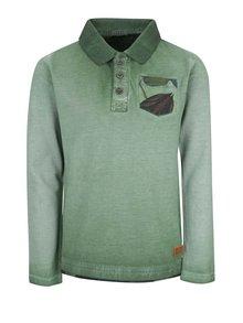 Bluză polo verde Cars Jeans Azzone pentru băieți