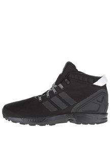 Pantofi sport înalți negri pentru bărbați adidas Originals ZX Flux 5/8