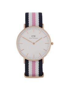 Dámske hodinky v zlatej farbe CLASSIC Southhampton Daniel Wellington