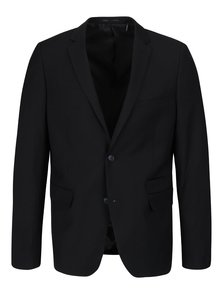 Čierne sako Lindbergh