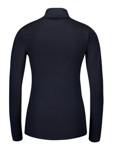 Tmavomodré tričko s rolákom ZOOT