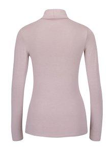 Světle růžové tričko s rolákem ZOOT