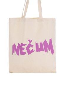 Krémová plátěná taška ZOOT Originál Nečum