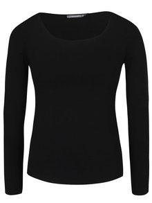 Čierne tričko s dlhým rukávom ZOOT