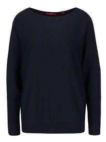 Modrý dámsky sveter s.Oliver