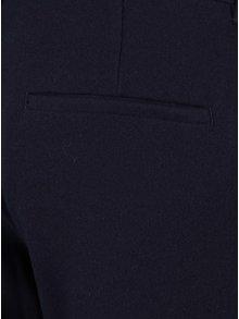 Tmavomodré dámske nohavice s.Oliver