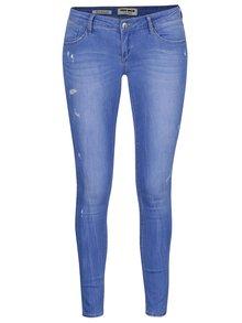 Modré skinny džíny s nízkým pasem TALLY WEiJL
